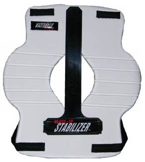stabilizer and vest